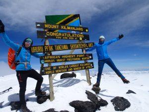Kilimandscharo - geschafft!